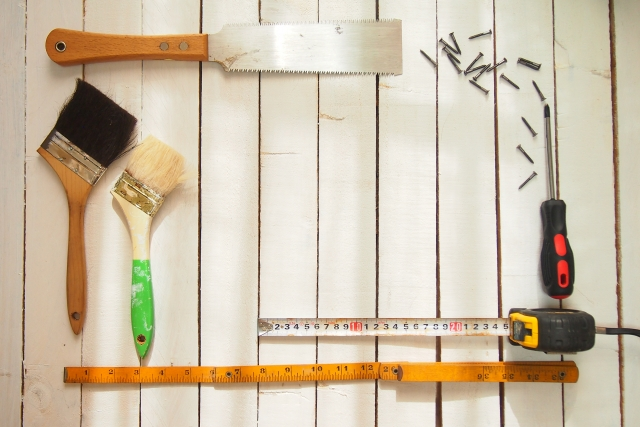 DIYにおすすめなレンガをご紹介