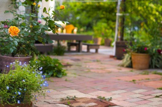 庭づくりの種類