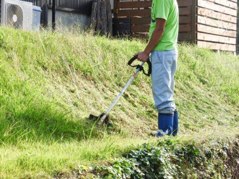 草刈り業者の「サービス」の質を求めたい