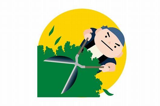 お庭のお悩みに幅広く対応!植木屋さんの取り扱い業務